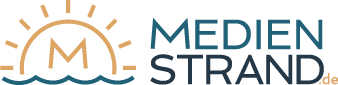 medienstrand.de Mobile Logo