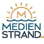 medienstrand.de Logo